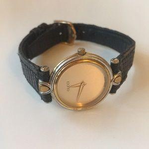 RARE vintage Gucci women's watch